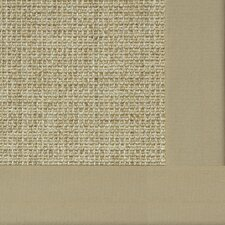 <strong>Fibreworks</strong> Paradise Retreat Jumbo Boucle Pale Ash Bordered Rug