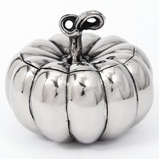 Chelsea Lidded Pumpkin Figurine