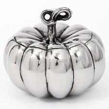 Chelsea Lidded Pumpkin Sculpture