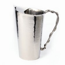 Palm Beach Hammered Water Pitcher