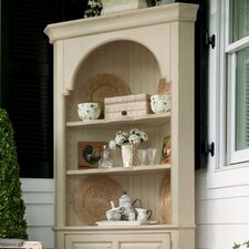 The Bag Lady's Corner China Cabinet