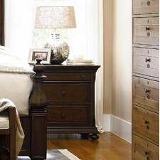 <strong>Paula Deen Home</strong> Down Home 3 Drawer Nightstand
