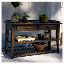 "<strong>Paula Deen Home</strong> Down Home 58"" TV Stand/Serving Table"