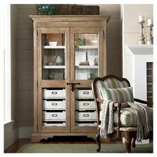 Down Home China Cabinet