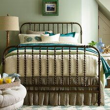 River House Metal Bed