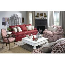 Picardy Sofa and Chair Set