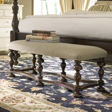 Savannah Wooden Bedroom Bench