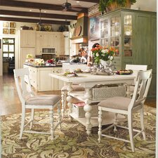 Sweet Tea 5 Piece Counter Height Dining Set