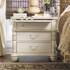 <strong>Paula Deen Home</strong> Savannah 3 Drawer Nightstand