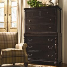 <strong>Paula Deen Home</strong> Sweet Tea 8 Drawer Tall Chest