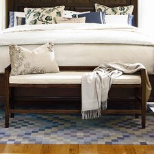 <strong>Paula Deen Home</strong> Down Home Wood Bedroom Bench