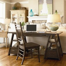 "<strong>Paula Deen Home</strong> Paula Deen Down Home 30"" Saw Horse Writing Desk"