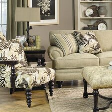 <strong>Paula Deen Home</strong> Sugar Hill Fabric Arm Chair