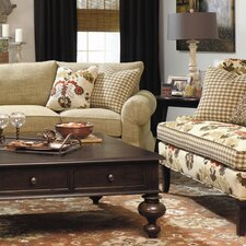 Stimulous Settee Loveseat