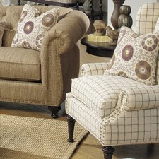 <strong>Paula Deen Home</strong> Merchant Vegas Wing Chair