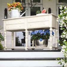 <strong>Paula Deen Home</strong> Sweet Tea Console Server
