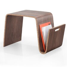 Bentwood Magazine End Table