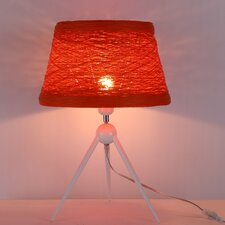 Orion Table Lamp with Drum Shade