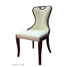 <strong>International Design USA</strong> Crown Side Chair (Set of 2)