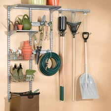 "<strong>Triton Products</strong> 66""Lx63""H Shed Storage System"