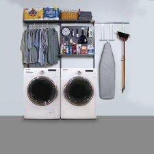 """Storability 96""""W x 32""""H Laundry Storage System"""