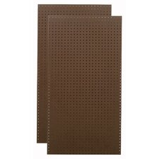 Heavy Duty Commercial Grade Tempered Round Hole Pegboards