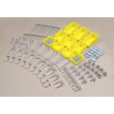 <strong>Triton Products</strong> DuraHook Kit - 85 Hooks/10 Bins
