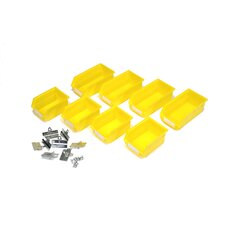 <strong>Triton Products</strong> Small/Medium Yellow BinKits 8 CT