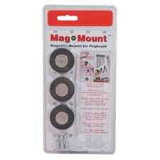 <strong>Triton Products</strong> MagClip Magnetic Mag Mount Tool Holder (Set of 3)