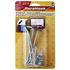 Durahook Single Rod Hook (Set of 2)