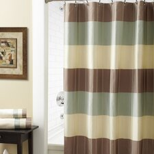 <strong>Croscill Home Fashions</strong> Fairfax Polyester Shower Curtain