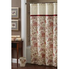 Romance Polyester Shower Curtain
