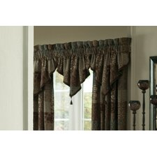 <strong>Croscill Home Fashions</strong> Galleria Curtain Valance