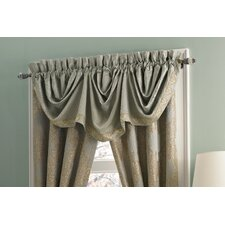 <strong>Croscill Home Fashions</strong> Opal Imperial Curtain Valance