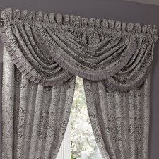 <strong>Croscill Home Fashions</strong> Nomad Curtain Valance