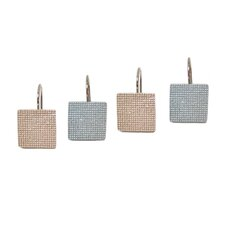 <strong>Croscill Home Fashions</strong> Melody Shower Hook Set