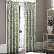 Takin Polyester Rod Pocket Curtain Panel