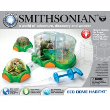 <strong>NSI</strong> Smithsonian Eco Dome Habitat with Triops