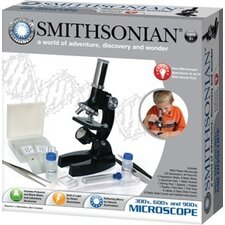 150x/450x/900x Microscope Kit