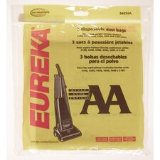 Type AA Whirlwind Vacuum Bag (Set of 3)
