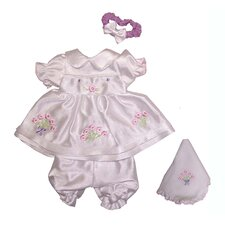 <strong>Molly P. Originals</strong> Molly P. Apparel Greta Doll Ensemble