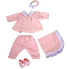 "<strong>Molly P. Originals</strong> Molly P. Apparel 13"" Isabella Doll Ensemble"