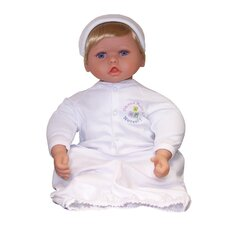 "<strong>Molly P. Originals</strong> 20"" Nursery Collection Baby Doll Blue Eyes / Medium Blonde"
