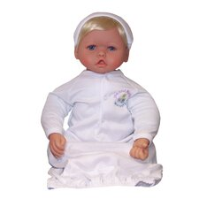 "<strong>Molly P. Originals</strong> 20"" Nursery Collection Baby Doll Blue Eyes / Light Blonde"