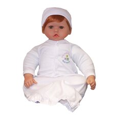 "<strong>Molly P. Originals</strong> 20"" Nursery Collection Baby Doll Light Reddish Honey / Hazel Eyes"