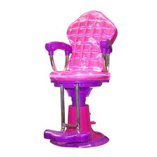 "Salon Chair for 18"" Fashion Doll"