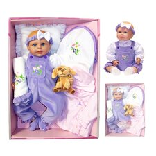 <strong>Molly P. Originals</strong> Baby Rachel Doll with Accessories