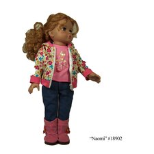 "<strong>Molly P. Originals</strong> 18"" Naomi Doll"