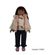 "<strong>Molly P. Originals</strong> 18"" Jasmine Doll"