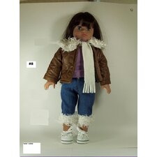 "<strong>Molly P. Originals</strong> 18"" Dani Doll"